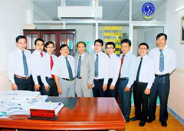 Văn phòng Vạn Lý